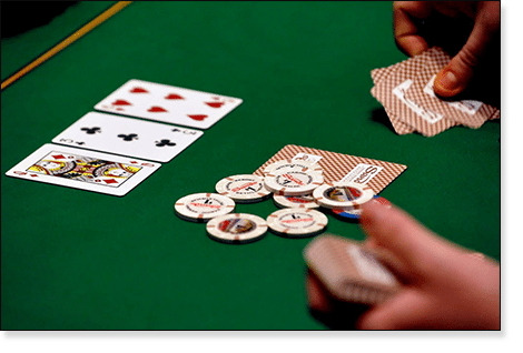 online texas holdem real money